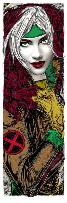 Rogue by Rhys Cooper *