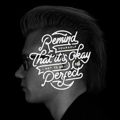 Creative Typography, Remind, and Perfect image ideas & inspiration on Designspiration Typography Quotes, Typography Inspiration, Typography Letters, Design Inspiration, Design Logo, Typography Design, Graphic Design, Design Art, Creative Fonts