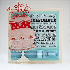 The Stampin' Bean: It's Your Day!