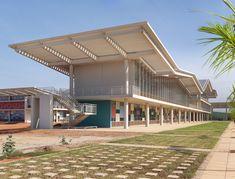 Universidade Agostinho Neto, Perkins+Will, Luanda, Angola