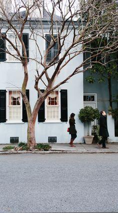 Charleston, south caroline by Alice Gao