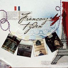 Klikněte pro zobrazení původního (velkého) obrázku My Scrapbook, Challenges, Album, Card Book