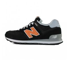 outlet store c0c19 7fbb3 New Balance Black Orange   Sneaker District. New Balance · Melle BosShoes