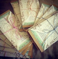 Unisex baby shower invites #diy #handmade #babyshower