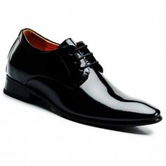 High Quality Leather Men S Elevator Business Dress Shoe Height Increasing 6cm 2 36inch Wedding Shoes
