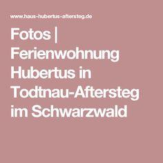 Fotos   Ferienwohnung Hubertus in Todtnau-Aftersteg im Schwarzwald