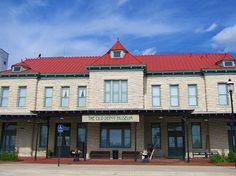 Old Depot Museum  -  Ottawa, Kansas