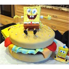 Crabby patty cake!!