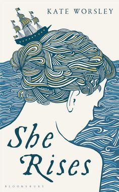 'She Rises' by Kate Worsley. Interesting fiction with a twist that I genuinely did not see coming. A same-sex relationship intertwined with the lure and dangers of the sea in the 1740s.