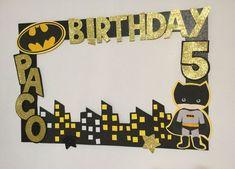 Batman Gotham city cut out frame EBI Pinterest Gotham city and