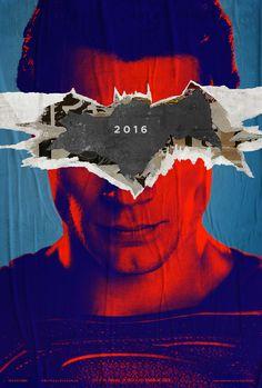 Batman vs Superman: Dawn of Justice - Teaser Poster 02