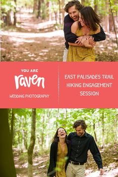 East Palisades Trail Hiking Engagement Session by You are Raven, Atlanta wedding photographer. Wedding Engagement, Engagement Session, Engagement Photos, Georgia Wedding, Atlanta Wedding, Engagement Photography, Wedding Photography, Atlanta Georgia, Hiking Trails