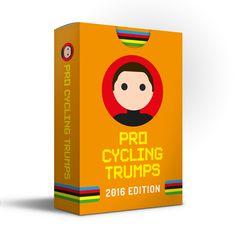 Pro Cycling Trumps 2016 edition / procyclingtrumps