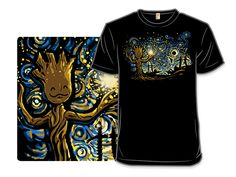 Vincent Van Groot - Shirt.Woot I NEED THIS IN MY LIFE