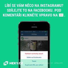 Máte své oblíbené fotky na Instagramu? Sdílejte je na Facebooku Galaxy Phone, Samsung Galaxy, Instagram