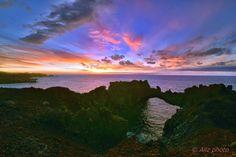 Sunset on El Hierro by Aleksandras Žvirzdinas on 500px