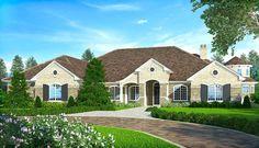 Beauty Plus Energy Efficiency - 33146ZR | Architectural Designs - House Plans