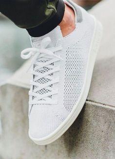 4dd6cf29df82 Adidas originals Stan Smith Primeknit Adidas Men s Shoes Sneakers  Adidas   Swindl  ArgyleX