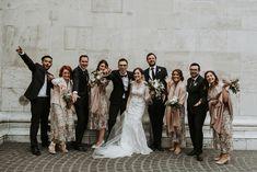 Vanda & Edmond - Rusztikusan elegáns esküvő a Budai Várnegyedben Bridesmaid Dresses, Wedding Dresses, Wedding Moments, Real Weddings, Lace Wedding, Couples, Fashion, Bride Maid Dresses, Bride Gowns