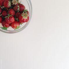 strawberry bowl - MNPorter