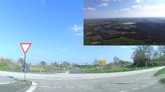 Kirchbarkau - Schleswig-Holstein video und B404 - Car Dashcam Videos aus...