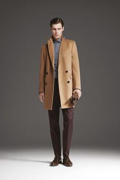 Reiss Man Autumn/Winter 2013 Lookbook | SAMUEL JING