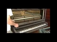 How to gut a non-working piano