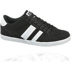 Top Vty Sneaker (zwart-wit) Dames sneakers van het merk vty . Uitgevoerd in zwart-wit.