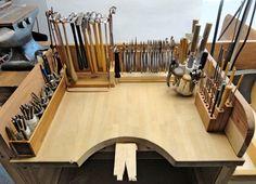 Get your bench organized! by Michael David Sturlin