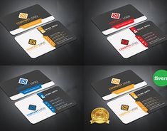 Professional Business Card Design with free Mockup!I will provide: ☛ Print-ready files ☛ CMYK colors ☛ Editable Ai or PSD format file ☛ Design Template Size inches with bleed (Re-sizable) ☛ Bleed Size inches) ☛ Horizonta… Professional Business Card Design, Modern Business Cards, Corporate Identity, New Work, Mockup, Behance, Profile, Gallery, Check