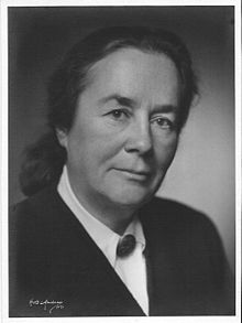 Zofia Kossak-Szczucka was a Polish writer and World War II resistance fighter. She co-founded the wartime Polish organization Żegota, set up to assist Poland's Jews in escaping the Holocaust. In 1943 she was arrested by the Germans and sent to Auschwitz Concentration Camp, but survived the war.