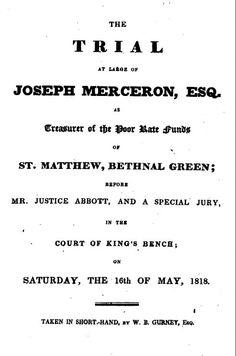 Bethnal Green, Police Detective, Legal System, Prisoners Of War, Brick Lane, The Godfather, Regency, Joseph, Crime