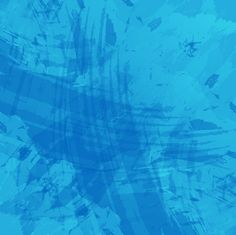 Modern blue watercolor background Free Vector