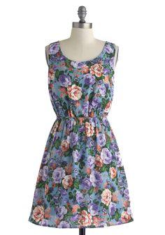 Always On Needlepoint Dress   Mod Retro Vintage Dresses   $49.99