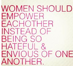 .!!!!! Power and Strength to WOMEN