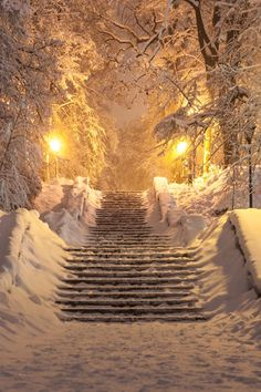 Certainly a Wonderful Winter Fairytale, Kiev, Ukraine by Valerii9116 - amazing phtography!!