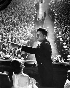 John F. Kennedy was inaugurated as the 35th President of the United States 56 years ago today, Jan. 20, 1961. He is pictured here with his wife Jackie Kennedy in the Presidential Box overlooking the crowd during his Inaugural Ball. (Paul Schutzer—The...