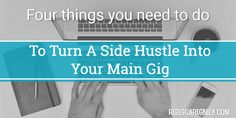 "Officially the Urban Dictionary defines a side hustle: ""Sideline that brings in cash; something other than your main job. Maybe playing weekend gigs or life coaching."" I started a second career knee deep in my first one, but it was the second one, writer, creator, independent publisher that I wanted to move into center stage. …"