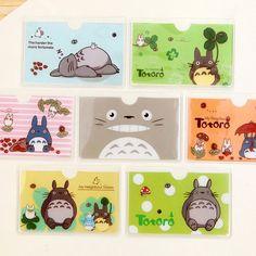 Original 1 fun Totoro Card Protection Pocket  by TravelerHK