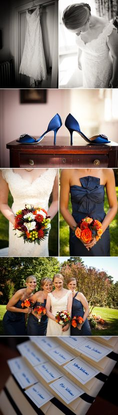Strong Mansion Wedding, Fall Flowers, Red Shoes Photography