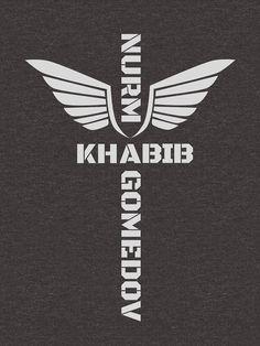 KHABIB TIME NURMAGOMEDOV MMA by vicekingwear