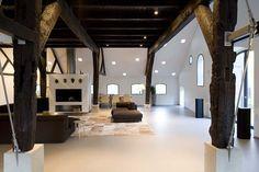 Referenties: Boerderij architectuur