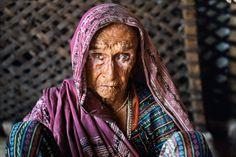 Rabari Girl - J'aimerais savoir quelle vie se cache derrière ce visage.....