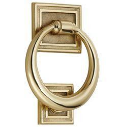 Classic Ring Door Knocker   Rejuvenation