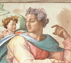 portion of Sistine Chapel