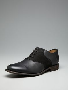 JD Fisk  Lace Up Nikko Oxfords  $95