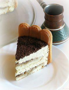 """Cake """"Tiramisu"""" / Charlotte """"Tiramisù"""""""
