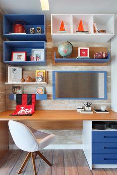 Living room, home decor, interior design, living room design Home Office Design, Home Office Decor, House Design, Kids Bedroom, Bedroom Decor, Blue Bedroom, Kids Rooms, Study Rooms, Home Decor Furniture