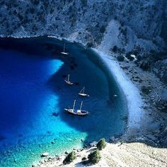 Discover the possibilities of luxury gulet charter and itinerary choices from Turkey to the Greek Islands, including the charming island of Symi Greece! Greece Wallpaper, Boat Wallpaper, Wallpaper Desktop, Island Pictures, Greece Holiday, Crete Greece, Landscape Wallpaper, Beautiful Islands, Beautiful Places