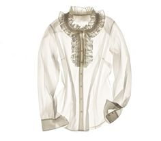 transparent blouse/Things you didn't know you can get free.
